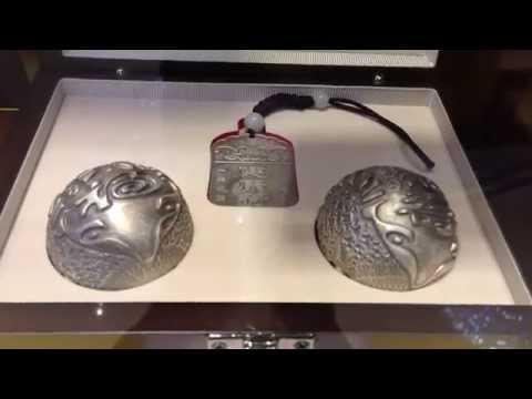 China Gold Coin Chengdu