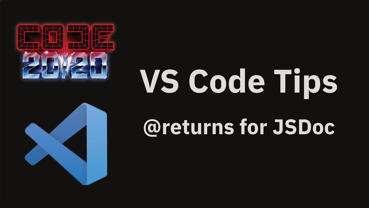 @returns for JSDoc