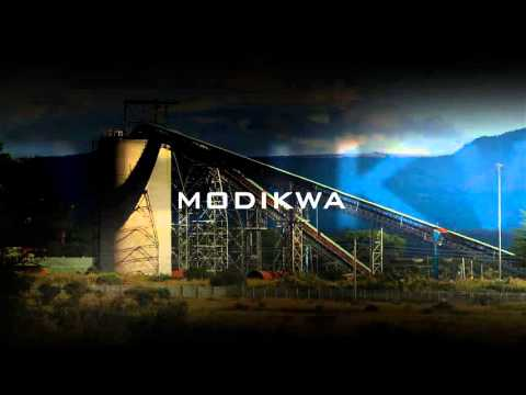 Modikwa Mine DVD Intro