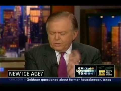 Scientists now see a new Ice age