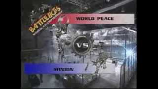 BATTLEBOTS LAS VEGAS 99 PAY PER VIEW