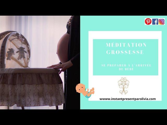 PRETE POUR L\'ACCOUCHEMENT - Séance de méditation