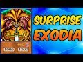 "SURPRISE EXODIA! - Yugioh Trolling with ""BEST EXODIA DECK!"""