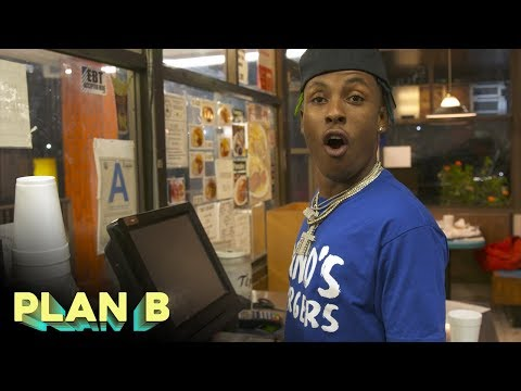 Rich The Kid Becomes A Restaurant Manager | Plan B