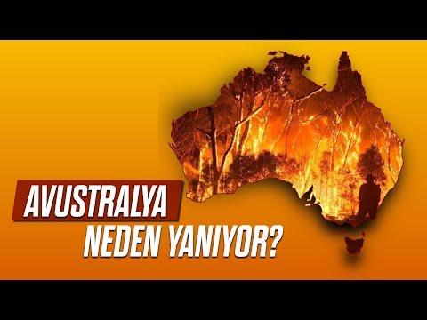 Avustralya Neden Yanıyor?