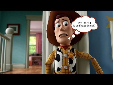 Toy Story 4, Don't Breathe Sequel, Green Hornet, and More on This Week In Review, Nov 18th 2016
