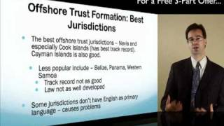 Offshore Trust Accounts | What You Need To Know About Jurisdictions and Control Issues