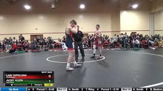 16U 126 Lain Yapoujian Colorado Vs Avery Allen Montana
