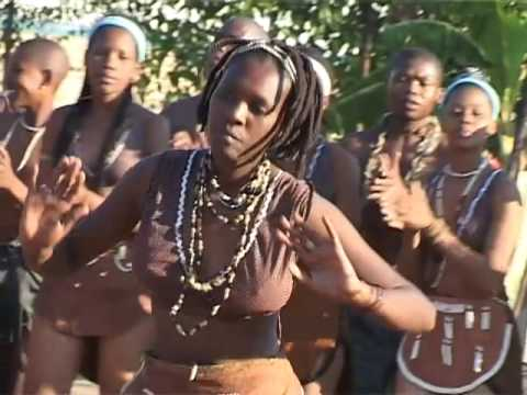 ready -- warm and hot Botswana dance