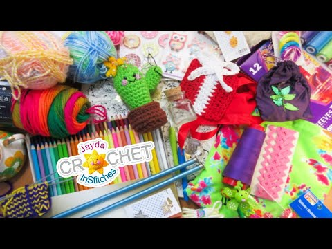 How To Host a Crafty Party – InStitches Family Crochet Party 25