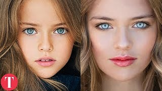 10 Most Beautiful Kids In The World ALL GROWN UP thumbnail