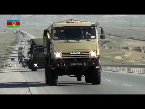 Azərbaycan Ordusu genişmiqyaslı...
