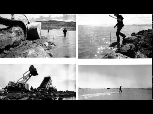 Salt Lake City History Minute - Spiral Jetty