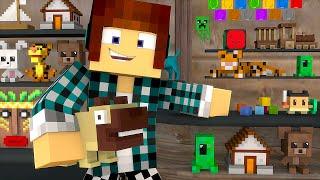 Minecraft : LOJA DE BRINQUEDOS MINECRAFT  !! - Aventuras Com Mods #57
