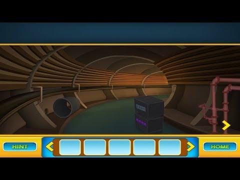 Escape Game Tunnel Trap 2 Walkthrough [FirstEscapeGames]