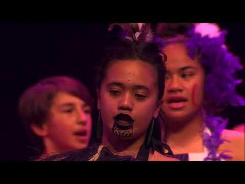 Te Waka Unua Primary School - Cultural Festival 2017