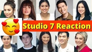 Studio 7 GMA Reaction - pilot episode and 2nd episode