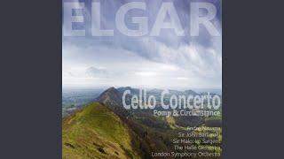 Cello Concerto in E Minor, Op. 85: III. Adagio, IV. Allegro
