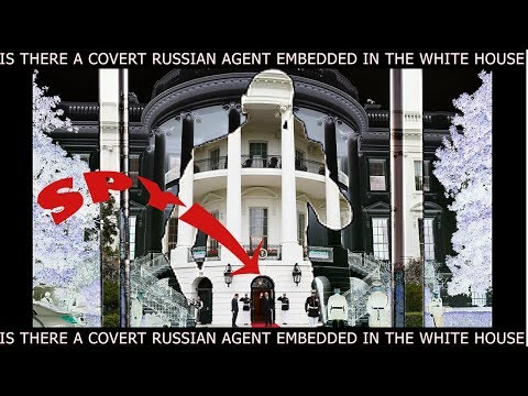 Psychic Is Asked If There's A Covert Russian Agent In The White House?