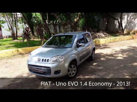 FIAT - UNO 1.4 ECONOMY - Muito novo! - Como chega e a preparação de nossos carros.