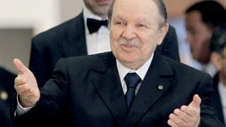 وصول طائرة الرئيس عبدالعزيز بوتفليقة الى الجزائر بعد تلقيه العلاج
