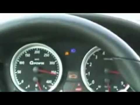BMW M6 Top Speed 372 Km.H - YouTube