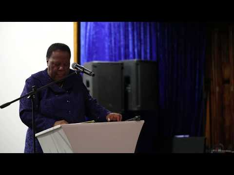 Speech by Minister of Science and Technology, Naledi Pandor, at 6th CSIR Conference gala dinner