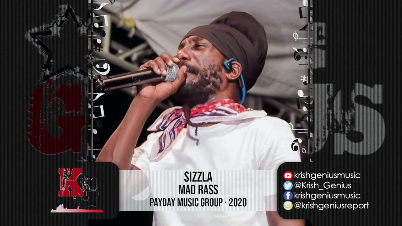 Sizzla - Mad Rass (Official Audio 2020)