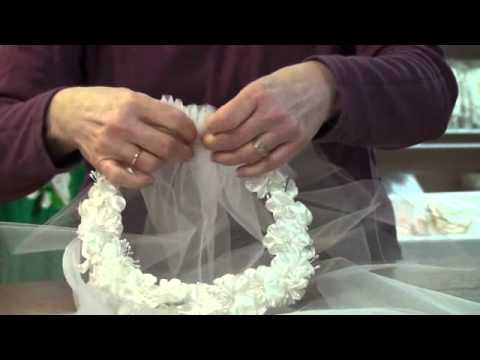 Project: First Communion Veil