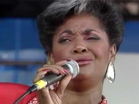 Nancy Wilson - After the Lights Go Down Low - 8/15/1987 - Newport Jazz Festival (Official)