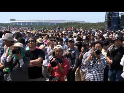 Red Bull Air Race 2015 round 2 Chiba, Part 1 (Round of 14)