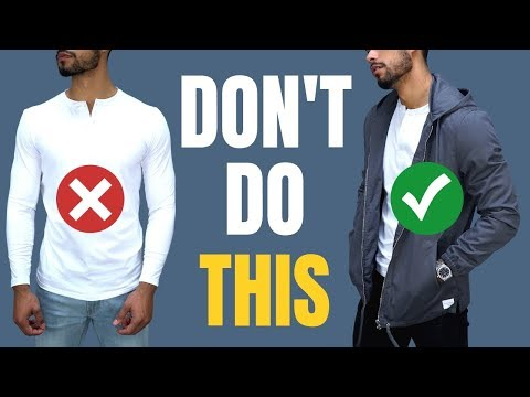 5 Things You Should Never Do With Your Style