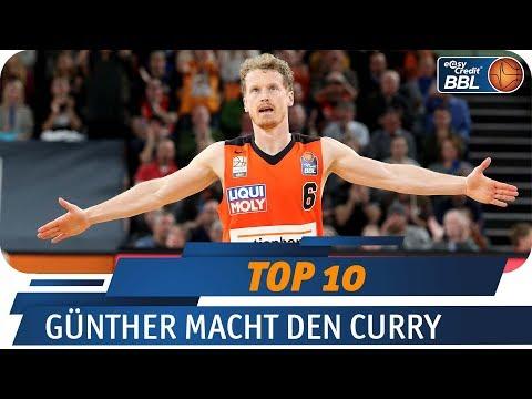 Der Neun-Meter-Per! | Telekom Sport Top 10 | easyCredit Basketball Bundesliga