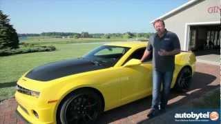 Chevrolet Camaro 1LE 2013 Videos