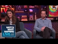 Matthew Rhys Drunkenly Asked For Keri Russell's Number - WWHL