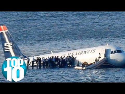 Tốp 10 Việt - 12 vụ tai nạn máy bay có kết thúc kỳ diệu