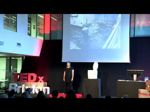 The waterless toilet that turns human waste into energy | Virginia Gardiner | TEDxBrixton
