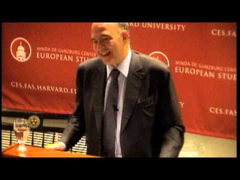 New Challenges for Europe - An Economic And Political Outlook of its Future (Pierre Moscovici)