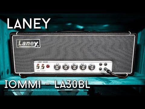 Tony's Rock Monster! Laney LA30BL - Review