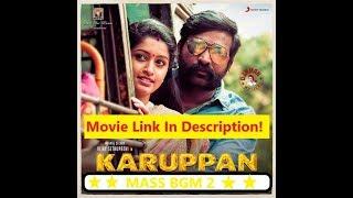 Jallikattu(Karuppan)Mass BGM 2- Movie Link In Description!