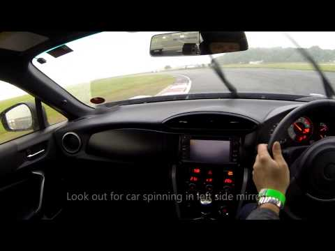 GT86 Track Day at Bedford Autodrome