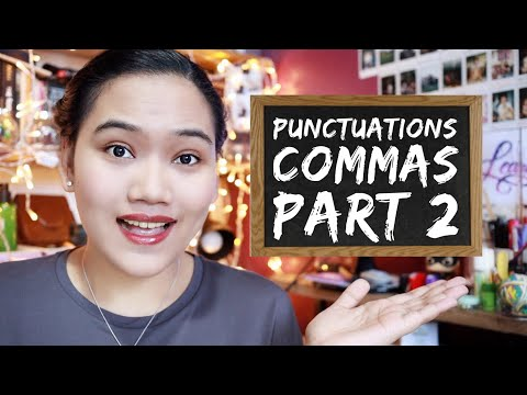 Comma Chameleon Part 2 - Punctuations - Civil Service and UPCAT Review