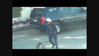 Top and The Most Funniest & Dumbest  Moments of Bahrain Riot Police