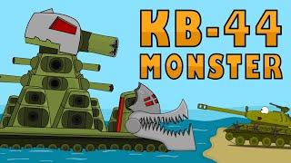 БОЛЬШОЙ Армагеддец (Все серии) Мультики про танки
