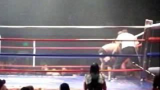 Jay Buck VS. Deray Davis Round 2