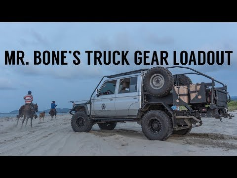 Top Toyota Bug-Out Truck Gear & Equipment Storage Systems (Bugout EDC Emergency Response Vehicle)