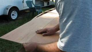 Build Your Own Stand Up Paddleboard  Weekend 11