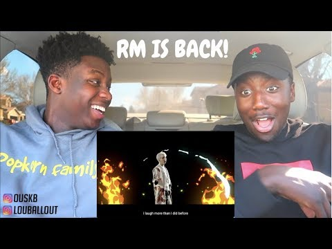 BTS MAP OF THE SOUL : PERSONA Comeback Trailer (REACTION!)