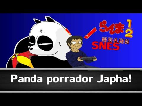 Panda porrador Japha!
