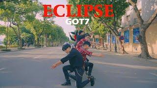 "[KPOP IN PUBLIC] GOT7 (갓세븐) ""ECLIPSE"" Dance Cover by TADA TEAM | Vietnam"
